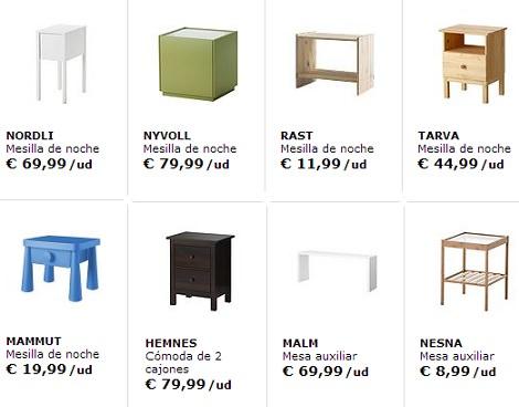 Catalogo De Ikea Mesitas De Noche.Mesitas De Noche De Ikea Catalogo 2014