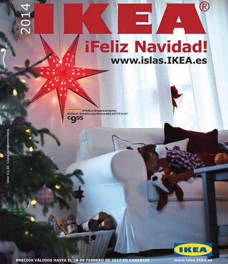 Ideas para la decoración de Navidad 2013 con el catálogo de Ikea