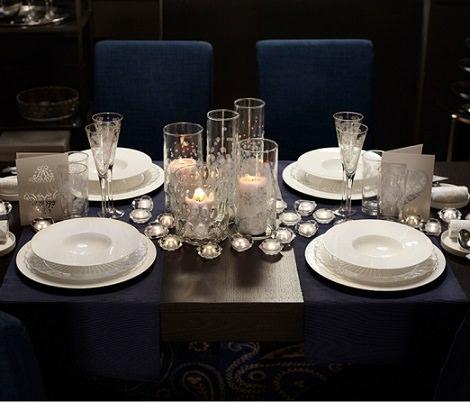5 ideas para decorar tu mesa de navidad con estilo - Decoracion mesa navidena 2014 ...