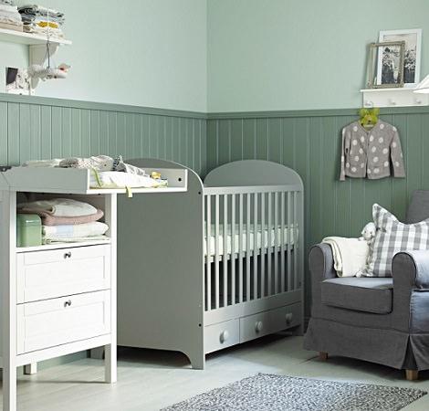 Ideas de ikea para ni os 2014 2015 mobiliario infantil la tienda sueca - Mobiliario habitacion bebe ...