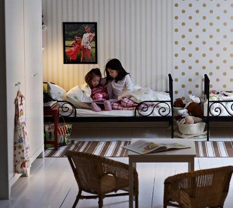 cama clásica de ikea