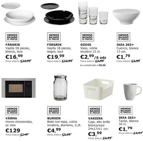 Ikea baja el precio en muchos de sus productos en febrero - Ikea tenerife productos ...