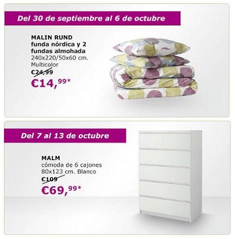 ofertas de ikea para el mes de octubre 2013 la tienda sueca. Black Bedroom Furniture Sets. Home Design Ideas