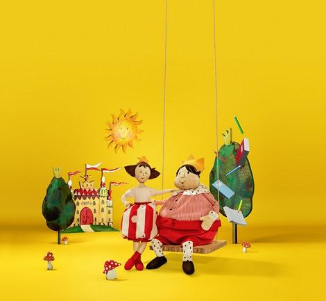peluches para la educación de Ikea