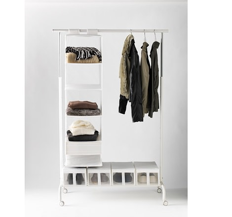 Percheros y burros de ikea ideales para colgar tu ropa - Percheros de pared baratos ...