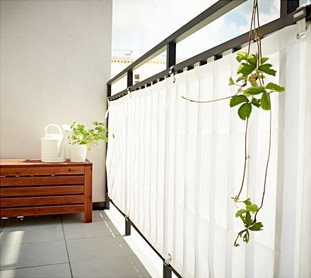 Sombrillas toldos y cenadores baratos de ikea verano 2014 - Ikea tende da giardino ...