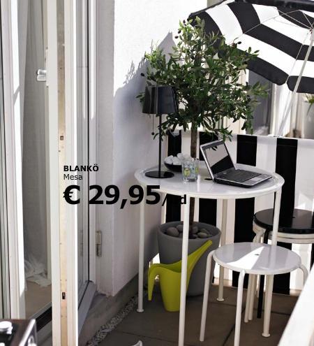 Cómo Decorar Una Terraza O Balcón Según Ikea