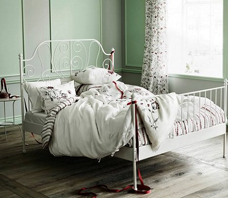 estilo romántico de Ikea primavera 2014