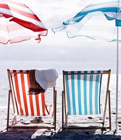 Equ pate con las sillas de playa de ikea for Ikea piscinas hinchables